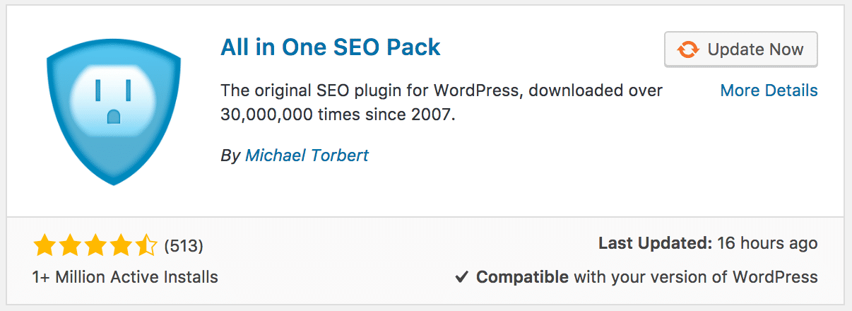 all in one seo plugin